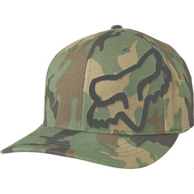 Fox Flex 45 Flexfit Pet Heren, camo